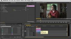 Creating a film look with Premiere Pro: DSLR Video Tips