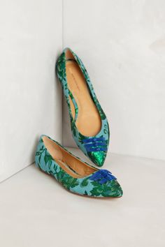 Skipperdee Flats - anthropologie.com