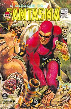 Fantasma/The Phantom – Um Sítio no Planeta Mongo Old Cartoons, Classic Cartoons, Disney Cartoons, Comic Book Covers, Comic Books Art, Comic Art, Caricature, Pop Art Vintage, Phantom Comics