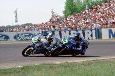 Hockenheim 1989 Garriga y Ruggia