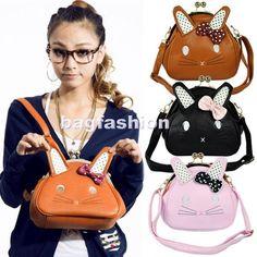 Bolso Conejo / Bunny Bag 2WH117 from Kawaii Clothing on Storenvy