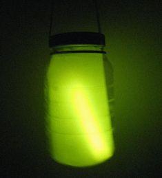 Easy Fake Lantern Craft.
