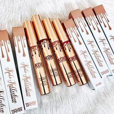 Khlo$ https://www.kyliecosmetics.com/collections/koko/products/khlo-matte-liquid-lipstick