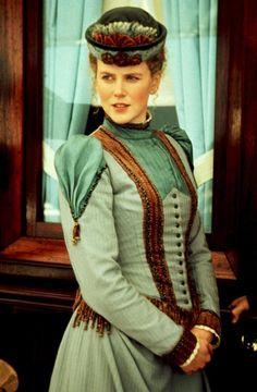"Shannon Christie (Nicole Kidman) in ""Far and Away""."