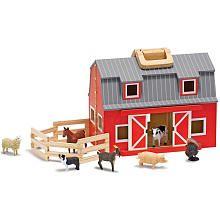 """Melissa & Doug Fold and Go Barn - Melissa & Doug - Toys """"R"""" Us"""