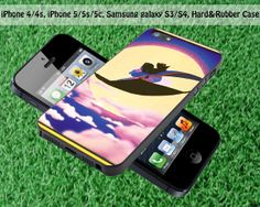 Aladdin And Jasmine In The Moon for iPhone 4 / 4S by FASTYCorner, $13.00