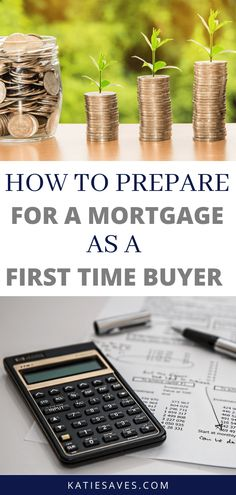 what you need to do to prepare for a mortgage application to buy your first home