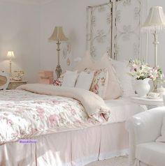 Beautiful #shabby #bedroom
