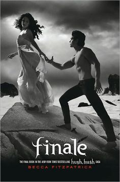 Finale (Hush, Hush Saga #4) Nora is more certain than ever that she is in love with Patch. Fallen angel or no, he is the one for her. Her heritage and destiny may mean they are fated to be enemies, but there is no turning her back on him. Now Nora and Patch must gather their strength to face one last, perilous trial. Old enemies return, new enemies are made, and a friend's ultimate betrayal threatens the peace Patch and Nora so desperately want....the battle lines are drawn.
