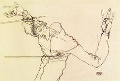 ConSentido Propio: Egon Schiele: Perspectivas y Delineaciones (1)