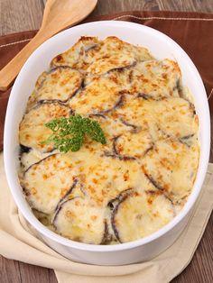 Lasagnes d 39 aubergines recette lasagnes aubergines et - Cuisine legere marmiton ...