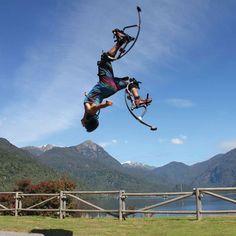 The 10 Foot High Jumping Stilts - Hammacher Schlemmer $500