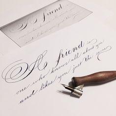 "37 Beğenme, 4 Yorum - Instagram'da Samet Kanbur (@smt_knbr): ""Earl A.Lupfer Albüm of Ornamental Penmanship Book work 1 😂"""