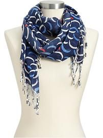Have I mentioned how much I adore scarves?