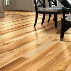 Shaw Floors Cambridge Hickory Solid Hickory Hardwood Flooring in Lufkin Color: Rustic Natural Hickory Brazilian Cherry Hardwood Flooring, Acacia Hardwood Flooring, Maple Hardwood Floors, Hickory Flooring, Hardwood Floor Colors, Cambridge, Flooring Ideas, Flooring Types, Flooring Sale