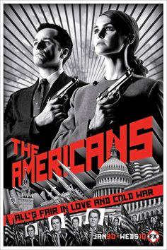 The Americans / Starring Matthew Rhys