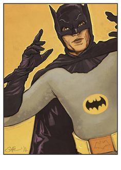 Fan art from 'Batman TV Series' (1966–1968)