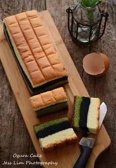 幸福洋溢 ~~: 相思蛋糕  Ogura Cake ~~
