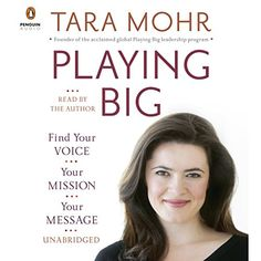 Booktopia has Playing Big, Find Your Voice, Your Mission, Your Message by Tara Mohr. Buy a discounted Hardcover of Playing Big online from Australia's leading online bookstore.
