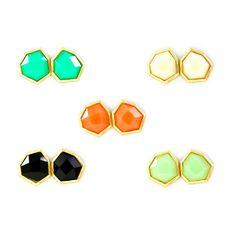stud earrings, I want them all!