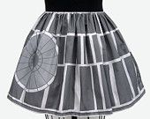 Epic Space Station Full Skirt ... this one is almost subtle... I want : )