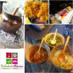 La secretaria de Turismo del Estado de México recomienda el Gastrotourprehispánico en Malinalco.