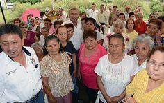 Jornada por Altamira, reunión con clubes de la tercera edad y recorrido por la Colonia Santa Elena y Albañiles. #Altamira #Madero #Aldama #VamosPorEl7
