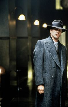 """William Hurt as Inspector Frank Bumstead in """"Dark City"""" Dark City, William Hurt, Police Story, Fiction Movies, Science Fiction, World Of Tomorrow, Movie Shots, Mystery Novels, Love Hurts"""