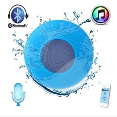 Bluetooth Mini Waterproof speaker easy to use boofer smartphone speaker #new