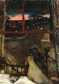 Domestic Scene, 1960, Carel Weight. English (1908 - 1997)