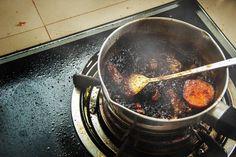 Připálené jídlo je vždy katastrofou. Casserole, Stuff Stuff, Cook, Casseroles