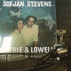 Sufjan Stevens - Carrie & Lowell (2015)