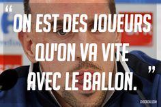 Les 10 phrases cultes de Franck Ribéry