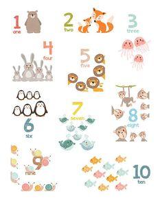 Items similar to Set of 2 Alphabet wall art Alphabet animals Animal numbers Alphabet poster wall decal ABC poster Nursery decor DIGITAL PRINTABLE on Etsy - Set of 2 Alphabet wall art Alphabet animals от Anietillustration Abc Poster, Alphabet Poster, Alphabet Wall Decals, Alphabet Wall Art, Kids Poster, Alphabet Drawing, Abc Alphabet, Poster Wall, Nursery Prints