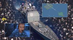 USS Lake Erie (CG 70) Army Navy Spirit Video - YouTube