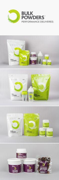 Bulk Powders by Robot Food