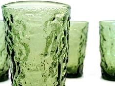 everyone had drinking glasses like this