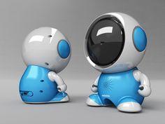 Cute robots!