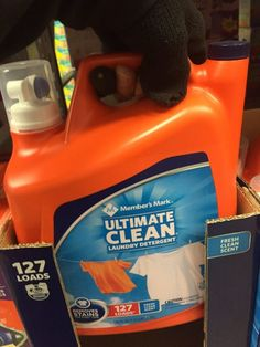 Next road trip with Member's Mark® Ultimate Clean Fresh Clean Detergent Fresh And Clean, Laundry Detergent, Road Trip, How To Remove, Stains, Cleaning, Road Trips, Home Cleaning, Dark Spots