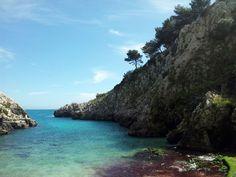 Adriatic Sea. Salento. Lecce. Italy