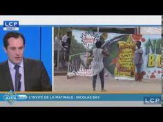 """Nicolas BAY (FN) invité de la MATINALE LCP (28/03/17)""""Marine LE PEN est ... Nicolas Bay, Marine Le Pen, Baseball Cards, Sports, Hs Sports, Sport"""