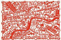 "Famille Summerbelle, ""London/UK,"" from A Map of the World, Gestalten"