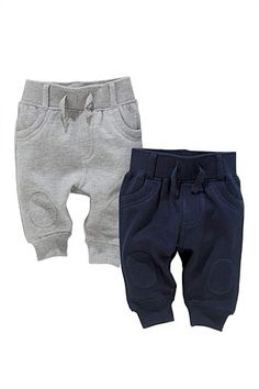 Newborn Clothing - Baby Clothes and Infantwear - Next Joggers 2pk
