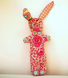 bunny claire1 by Holland Fabric House, via Flickr
