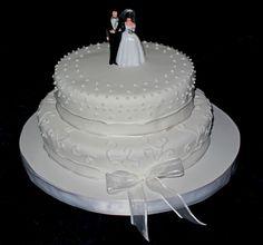 #Tortadecasamiento #WeddingCake #white #cake