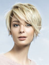 nice Pictures : Hairstyles to Make You Look Younger, Without Trying Too Hard... - Choppy Short Bob To Look Younger
