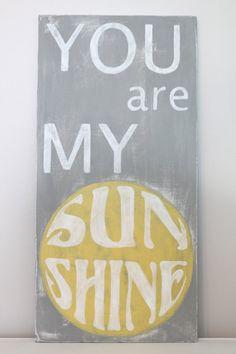 My only sunshine, Tara
