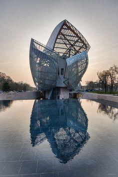 Louis Vitton Foundation, Paris