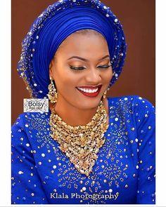 #asoebi #asoebispecial #speciallovers #makeup #wedding  Glam @brushesofzeniba Accessories @kr8ivekraft  Asooke @bolsy_asooke  @klalaphotography