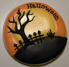 halloween cookies pinterest picture - Google Search